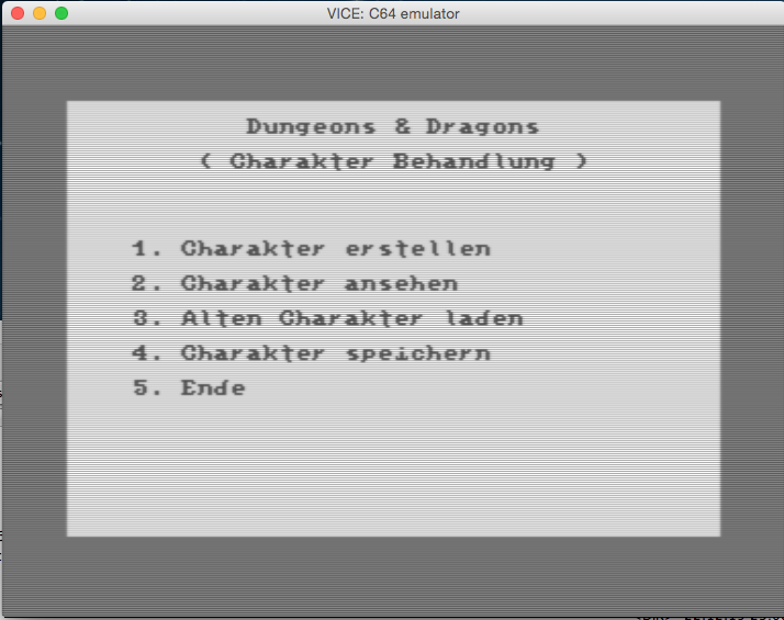 C64: The lair of the Demon: King Orcus! – Malban-Blog